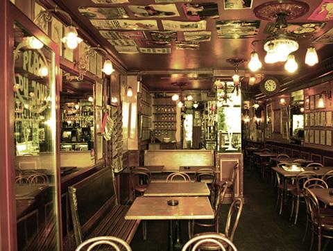 Cafe Du Bourg De Four